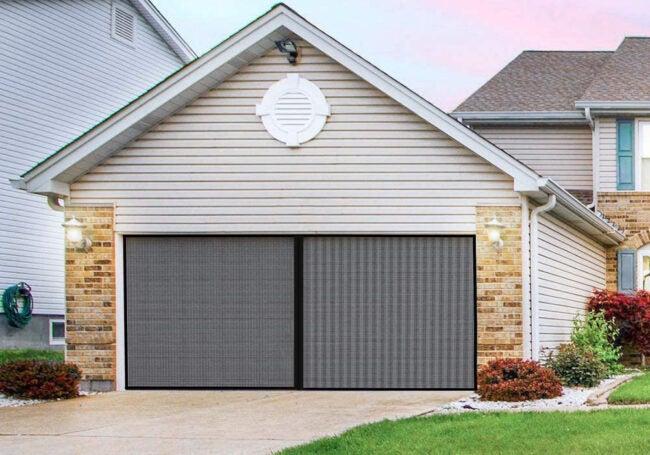 The Best Garage Door Screen Options