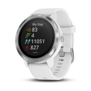 The Best Gifts for Hikers Option: Garmin Vivoactive 3, GPS Smartwatch
