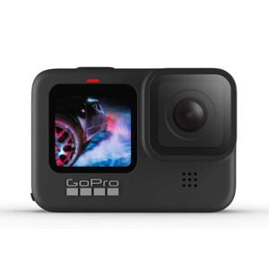 The Best Gifts for Hikers Option: GoPro HERO9 Waterproof Action Camera