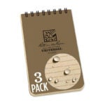 The Best Gifts for Hikers Option: Rite In The Rain All Weather Pocket Notebooks