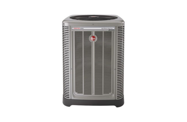 The Best HVAC Brands Option: Rheem