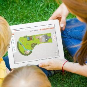 The Best Landscape Design Software Option: Gardena myGarden