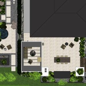 The Best Landscape Design Software Option: Trimble SketchUp for Web