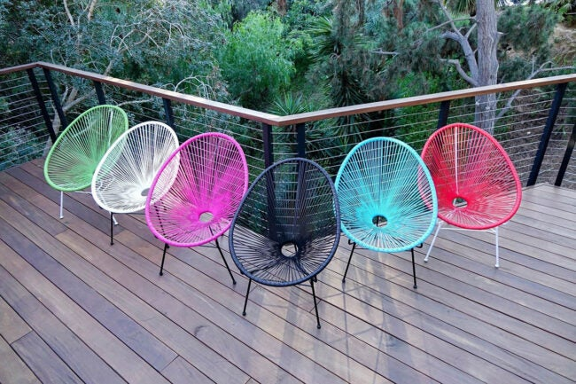 The Best Outdoor Furniture Brands Option: Harmonia Living