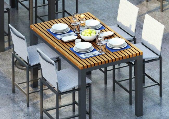 The Best Outdoor Furniture Brands Option: Homecrest