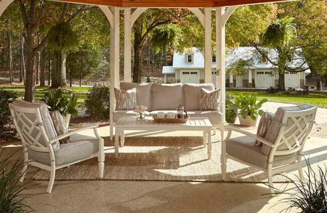 The Best Outdoor Furniture Brands Option: Klaussner Outdoor