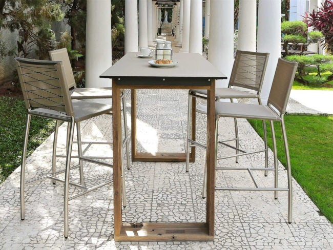 The Best Outdoor Furniture Brands Option: Mamagreen
