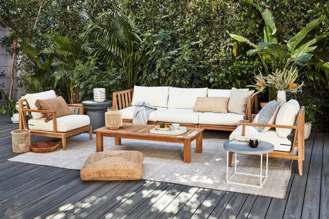 The Best Outdoor Furniture Brands Option: Outer