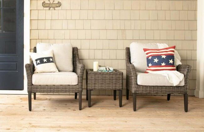 The Best Outdoor Furniture Brands Option: Yardbird