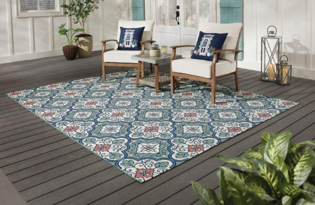 The Best Place to Buy a Rug Option: Home Depot