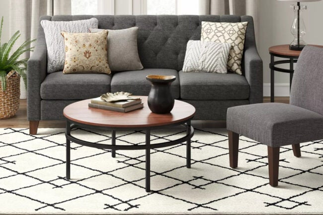The Best Place to Buy a Rug Option: Target