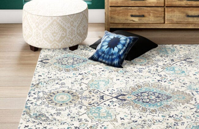 The Best Place to Buy a Rug Option: Wayfair