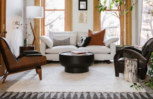 The Best Place to Buy a Rug Option: West Elm