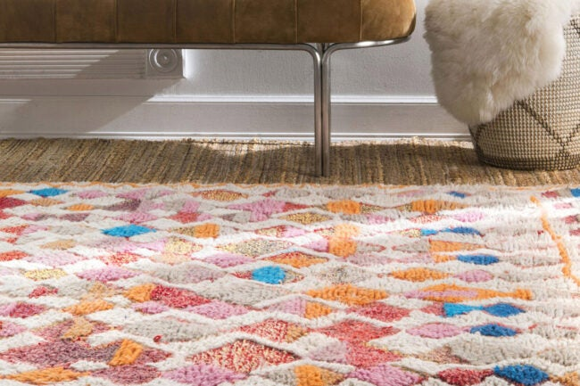 The Best Place to Buy a Rug Option: World Market