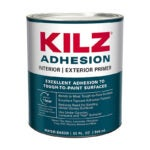 The Best Primer for Kitchen Cabinet Option: KILZ Adhesion High-Bonding Interior Exterior Latex