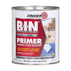 The Best Primer for Kitchen Cabinet Option: Rust-Oleum 271009 Advanced Synthetic Shellac Primer
