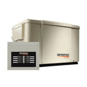 The Best Standby Generator Option: Generac PowerPact 7500-Watt (LP) 6000-Watt (NG)
