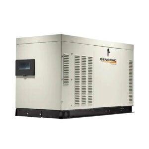 The Best Standby Generator Option: Generac Protector 36000-Watt (LP) 36000-Watt (NG)