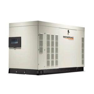 The Best Standby Generator Option: Generac Protector QS 27000-Watt (LP) 25000-Watt (NG)