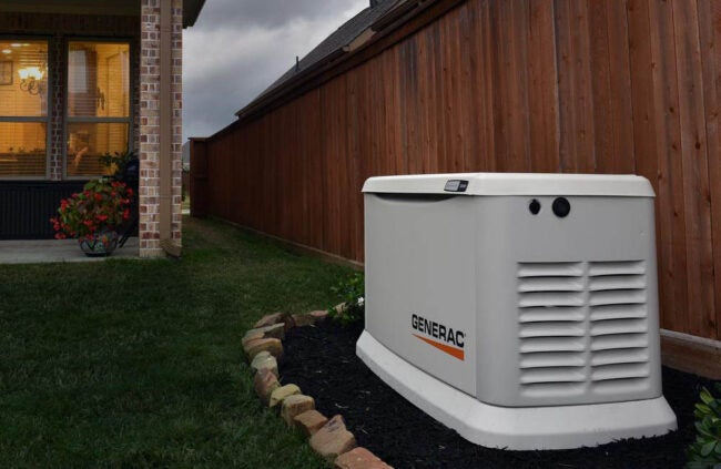 The Best Standby Generator Options