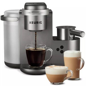 The Best Target Prime Day 2021 Deals Option: Keurig K-Cafe Coffee, Latte and Cappuccino Maker