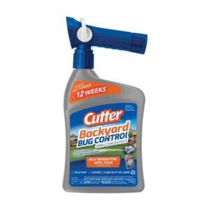 The Best Tick Repellent Option: Cutter Backyard Bug Control