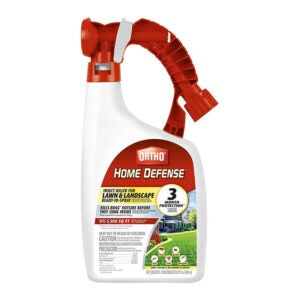 The Best Tick Repellent Option: Ortho Home Defense Insect Killer for Lawn