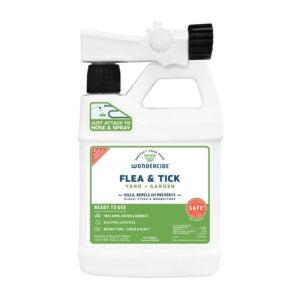 The Best Tick Repellent Option: Wondercide Flea, Tick, and Mosquito Yard Spray