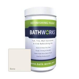 The Best Tub Refinishing Kit Option: Bathworks DIY Bathtub & Tile Refinishing Kit