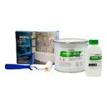 The Best Tub Refinishing Kit Option: Ekopel 2K Bathtub Refinishing Kit - Standard Tub Kit