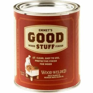 The Best Finish For Kitchen Table Option: Grizzly Industrial H2372 - Good Stuff Wood Finish