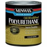 The Best Finish For Kitchen Table Option: Minwax Water Based Oil-Modified Polyurethane
