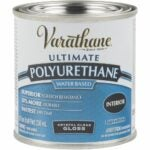 The Best Finish For Kitchen Table Option: Varathane 200061H Water-Based Ultimate Polyurethane