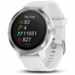 The Best Gifts for Campers Option: Garmin Vivoactive 3 GPS Smartwatch