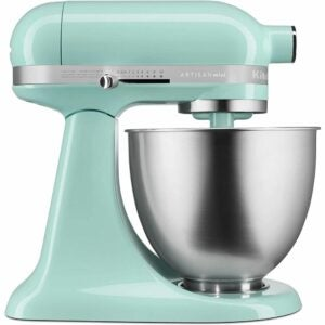 The Best Gifts For Cooks Option: KitchenAid KSM3311XIC Artisan 3.5 Quart Stand Mixer