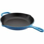 """The Best Gifts For Cooks Option: Le Creuset Enameled Cast Iron Skillet, 10.25"""""""