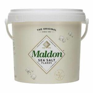 The Best Gifts For Cooks Option: Maldon Salt, Sea Salt Flakes