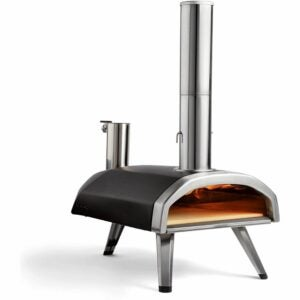 The Best Gifts For Cooks Option: Ooni Fyra 12 Wood Fired Outdoor Pizza Oven
