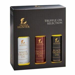 The Best Gifts For Cooks Option: TruffleHunter Truffle Oil Selection Gift Set