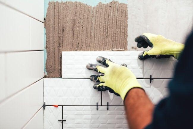 瓷砖的安装成本