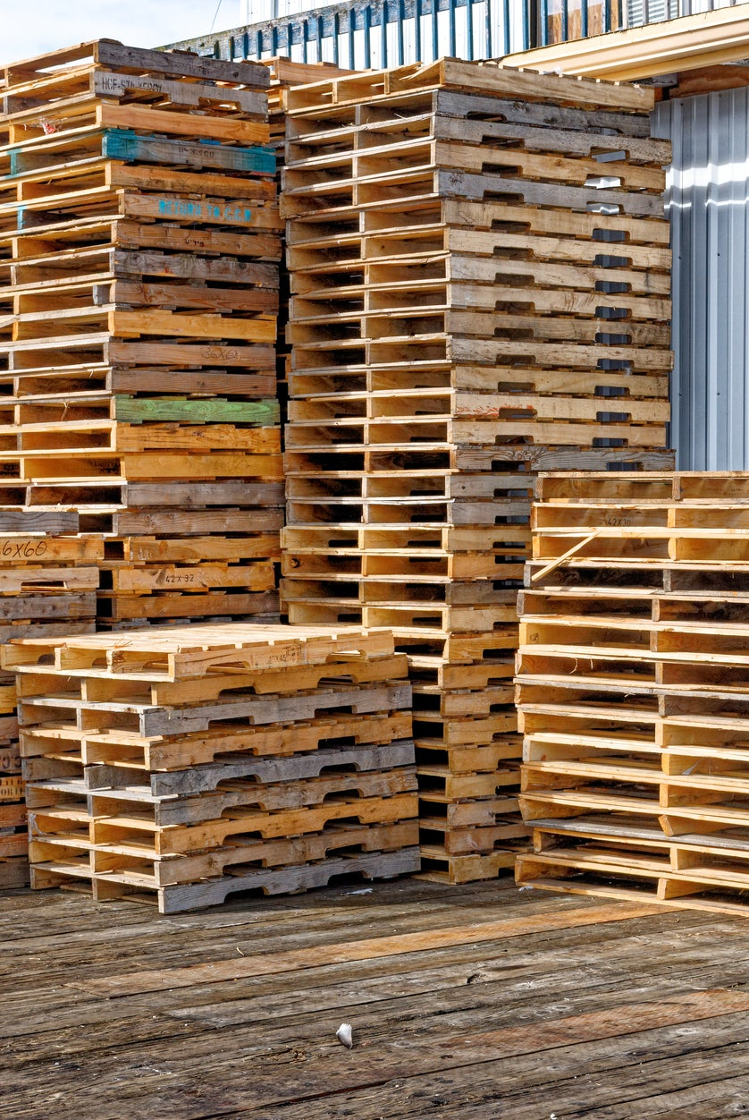 Use Pallets When Lumber Prices Are High