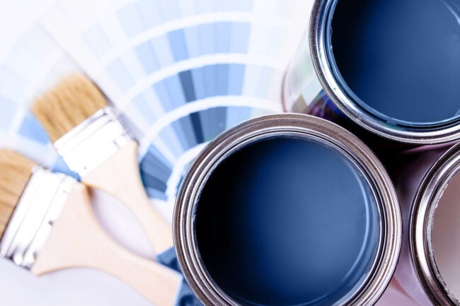 increasing paint prices