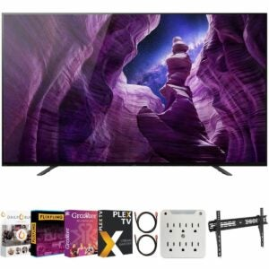 """The Amazon Prime Day TV Deals Option: Sony XBR65A8H 65"""" A8H 4K Ultra HD with Soundbar"""
