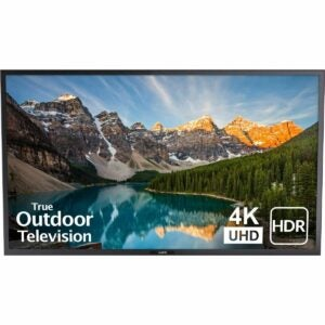 The Amazon Prime Day TV Deals Option: SunBriteTV Outdoor 55-Inch UHD HDR Television