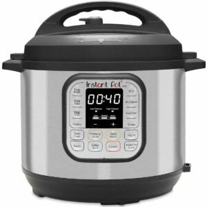 The Best Amazon Prime Deals Option: Instant Pot Duo 7-in-1 Electric Pressure Cooker