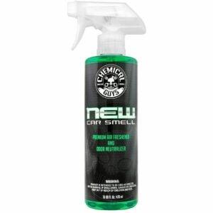 The Best Car Air Fresheners Option: Chemical Guys AIR_101_16 New Car Smell Air Freshener