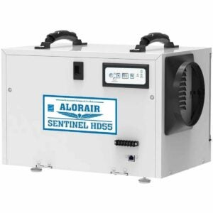 The Best Crawl Space Dehumidifier Option: ALORAIR Basement/Crawl Space Dehumidifiers 120 PPD