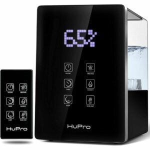 The Best Humidifier For Large Room Option: Hupro Air Humidifier for Bedroom