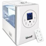 The Best Humidifier For Large Room Option: LEVOIT Humidifiers for Large Room Bedroom