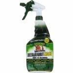 The Best Rabbit Repellent Option: Nature's Mace Deer & Rabbit Repellent 40oz Spray